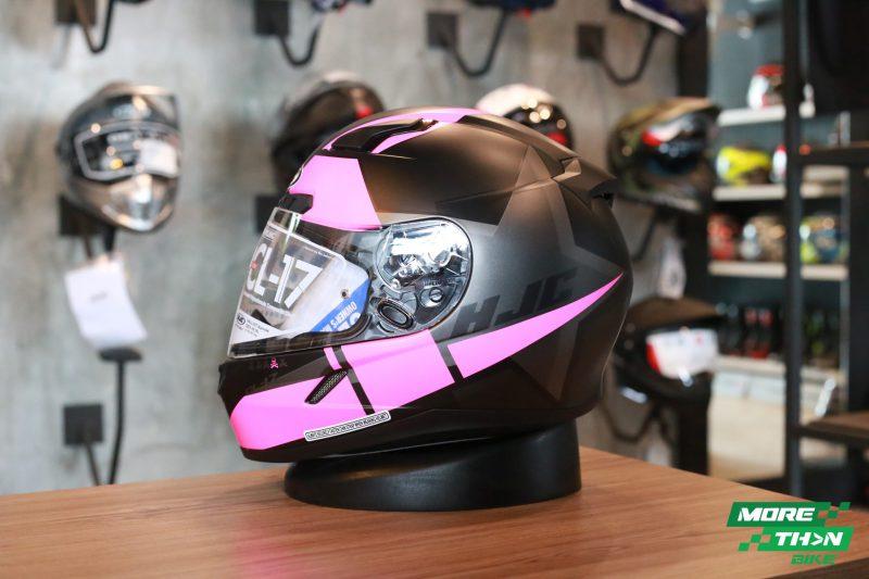 HJC CL-17 Boost Pink