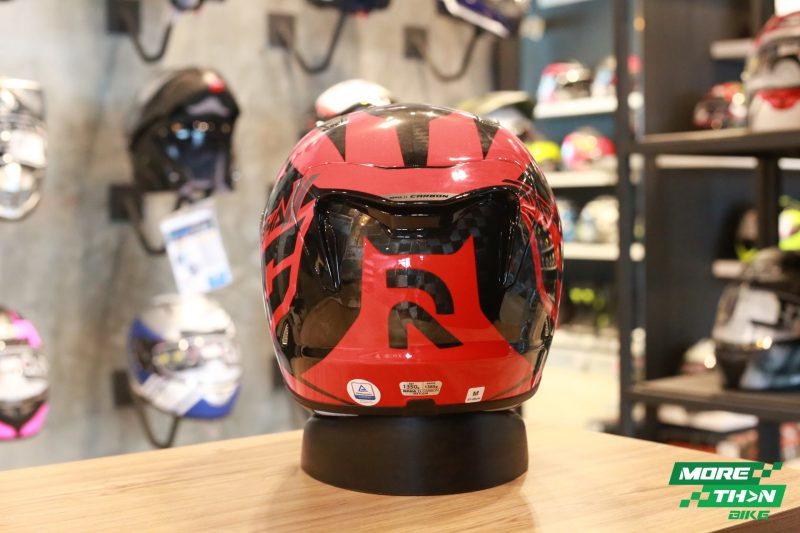 HJC RPHA 11 Carbon Lowin Red