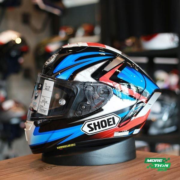 SHOEI X-Spirit III Bradley
