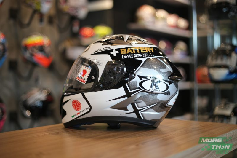 K Racing Falcon Replica Esp