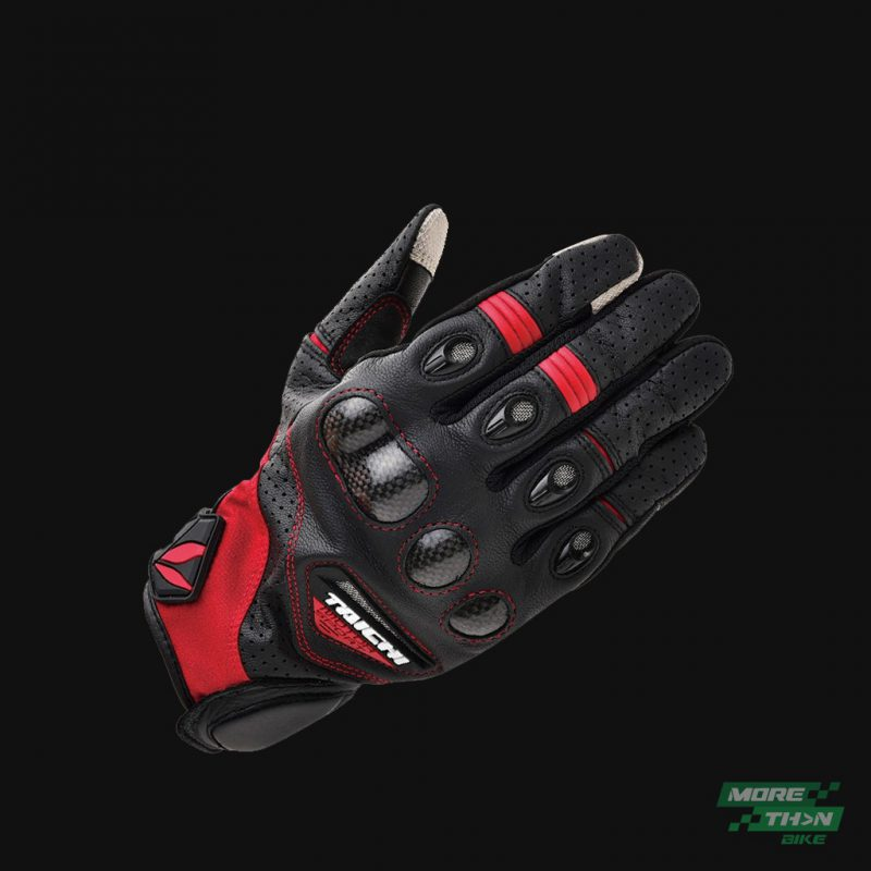 RS-TAICHI RST417 Velocity Leather Mesh Glove