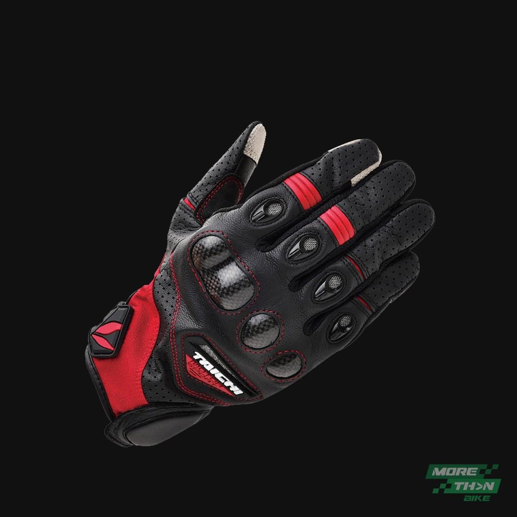 ถุงมือ-RS-TAICHI-RST417-Velocity-Leather-Mesh-Glove-1