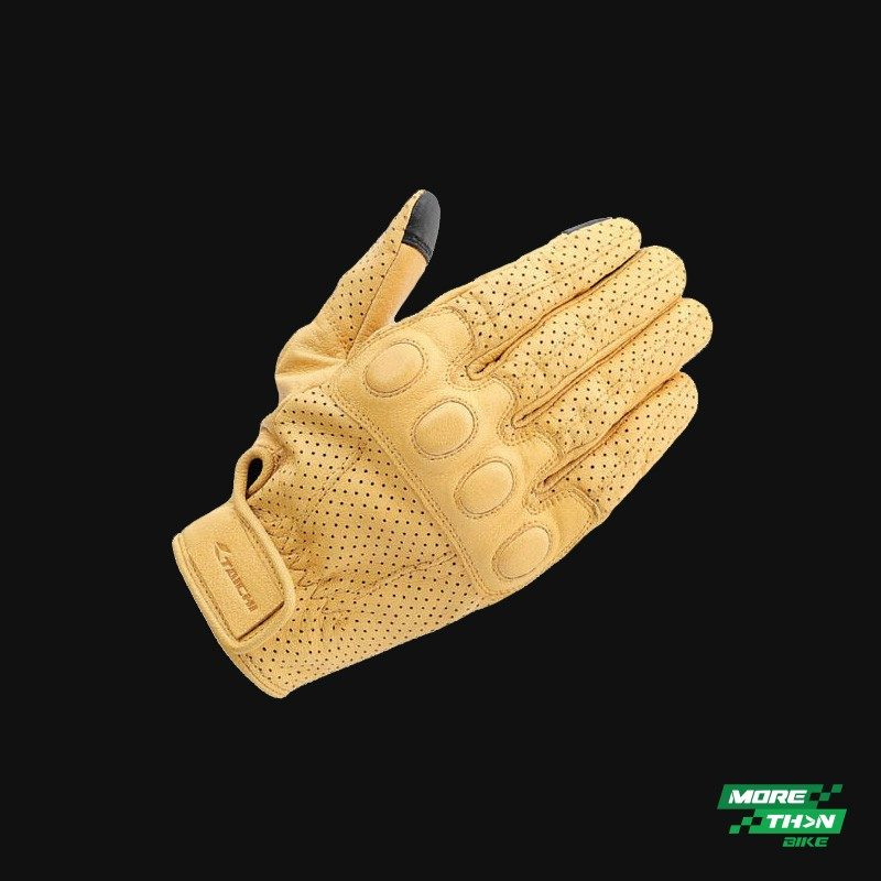 RS TAICHI RST435 TT Leather Mesh Glove