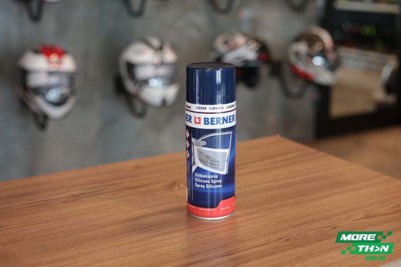 สเปรย์ซิลิโคน Berner Silikon Spray (400ml)