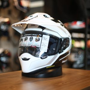 Shoei Hornet Seeker White
