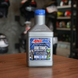 Amsoil 10W-40 Metric (Advanced Synthetic Motorcycle Oil)