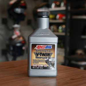 Amsoil 20W-50 Advanced Synthetic Motorcycle O