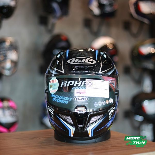 หมวกกันน็อค hjc rpha 11 pro jackson storm limited edition