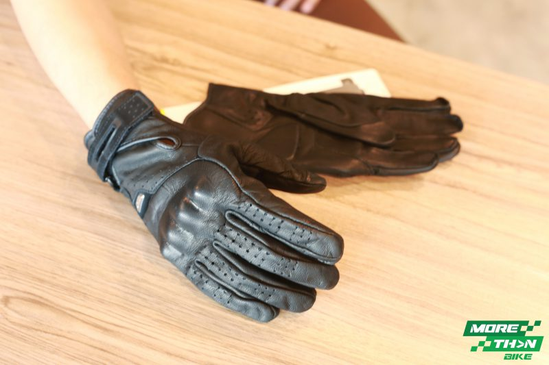 Macna Men's Summer Scalpel Leather Glove