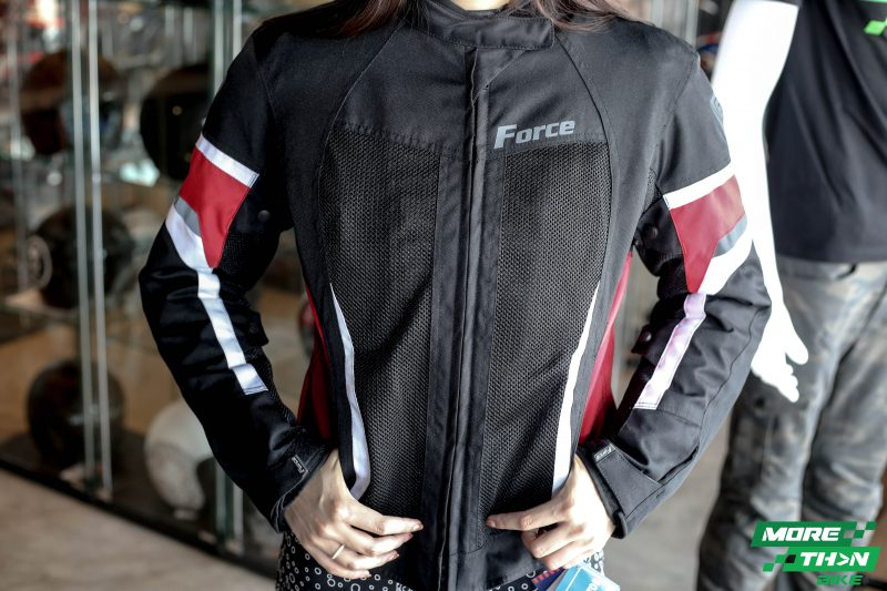 Force Viena Black Jacket