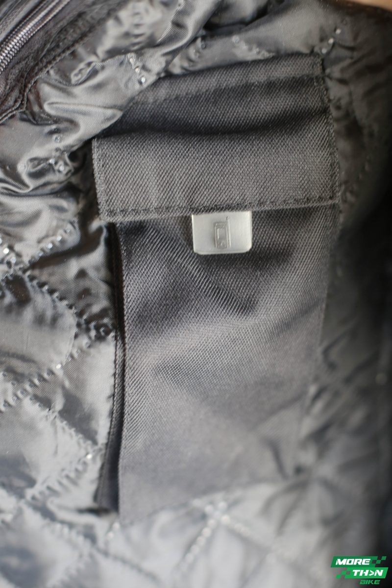 Force Viena Black Jacket
