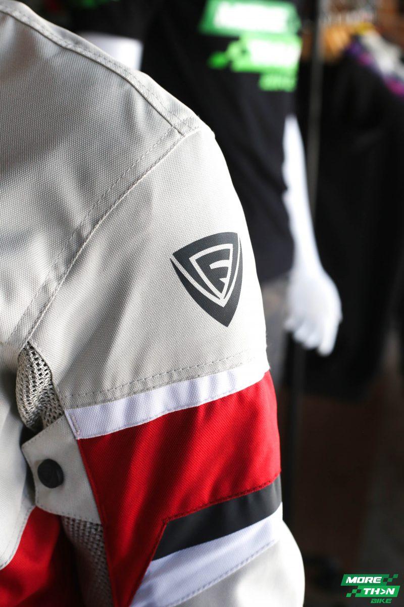 Force Viena White Jacket