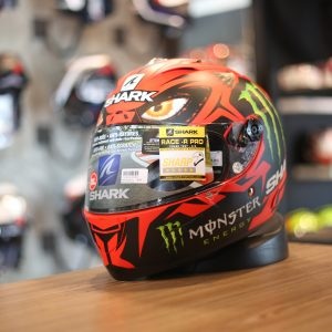 SHARK RACE R PRO LORENZO MONSTER AUSTRAIN GP