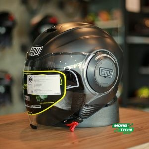 AGV Fliud Matt Black