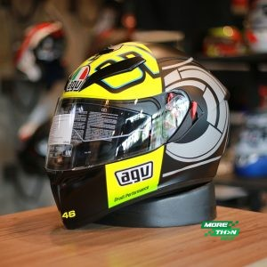 AGV K-3 SV Winter Test 2012