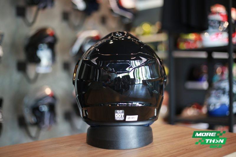 HJC DS-X1 BLACK