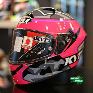KYT NF-R Fuxia New
