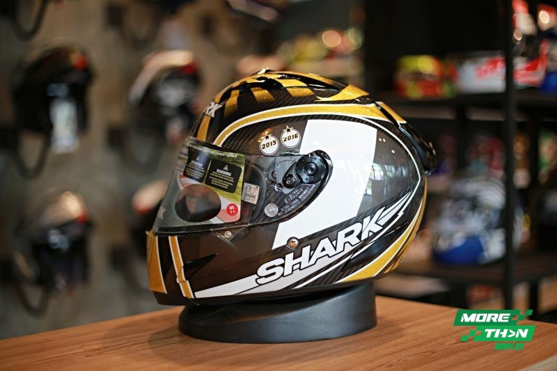 SHARK CARBON RACE R PRO ZARCO WORLD CHAMPION 2016