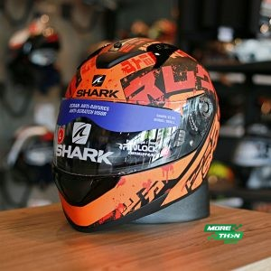 SHARK RIDILL KENGAL ORANGE