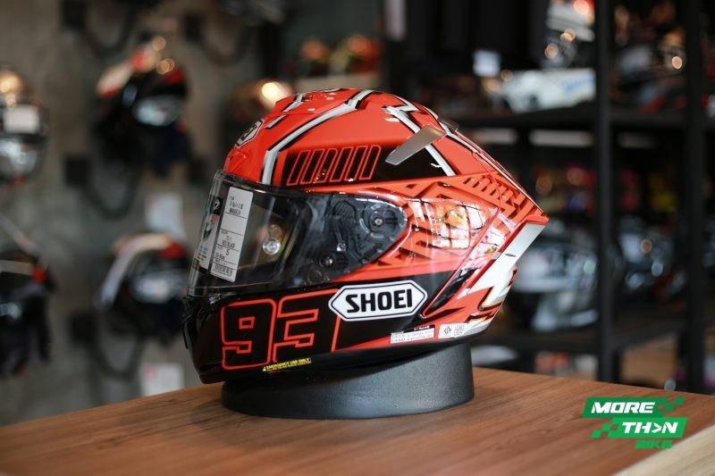 SHOEI X-Spirit 3 Marc Marquez 4